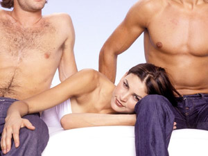 Why a threesome's Bad for you!